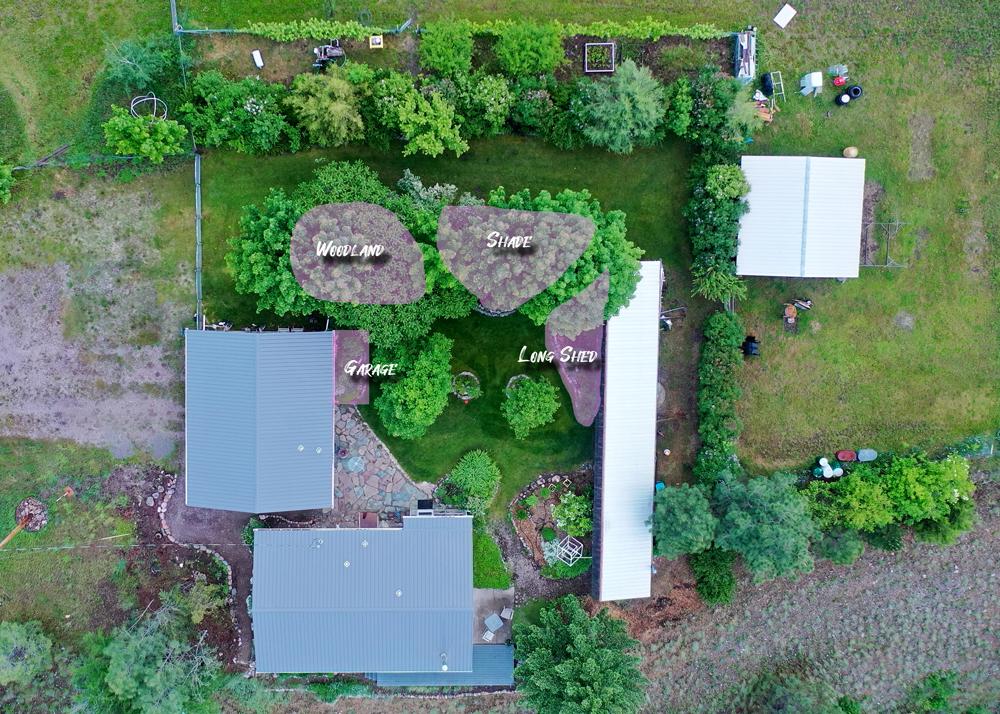 Court Yard Named Garden Beds 2021
