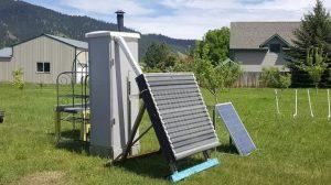 Solar Dehydrator